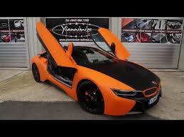 bmw i8 gold matte orange and satin black bmw i8 1920x1080 click the photo to