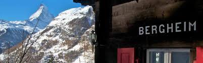 Chalet Bergheim Booking U0026 Reviews Swiss Chalets Zermatt Chalets