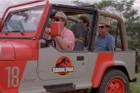 jurassic world jeep 5 times jurassic world shouts out to original jurassic park
