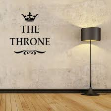 aliexpress com buy fashion the throne funny interesting toilet getsubject aeproduct
