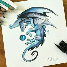 the 25 best cute dragon tattoo ideas on pinterest cute dragon