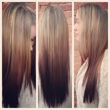 reverse ombre hair photos a different take on ombre reverse katie hrubec minalga hair