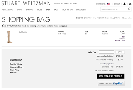 50 off stuart weitzman coupons promo codes u0026 deals november