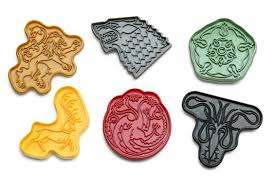 game of thrones cookie cutters u2013 inviverse