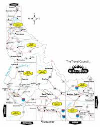 Map Of Idaho State by Maps Update 8001179 Tourist Attractions Map In Idaho U2013 Idaho