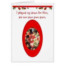 drummer boy greeting cards zazzle