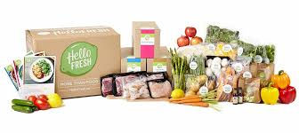 family food box delivery fresh meal plan hellofresh