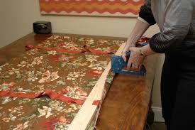 How To Make A No Sew Window Valance Diy No Sew Elegant Window Valance