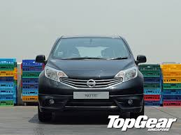 nissan note 2013 topgear malaysia nissan note 1 2 dig s
