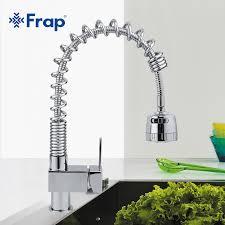 wholesale kitchen faucet reviews frap pull kitchen faucet wholesale solid brass swivel