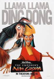 the emperor u0027s new groove 4 of 6 extra large movie poster image
