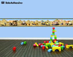 Wallpaper Borders For Kids Border Construction