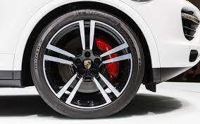 porsche wheels a dream car entry level suv porsche cayenne turbo s