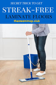 washing laminate floors vinegar water