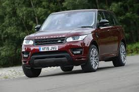 red range rover new range rover sport 2015 review auto express