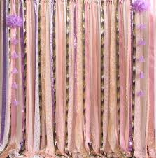 pink purple ribbon lace wedding birthday party baby shower