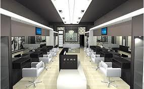 salon idea i love the dark gray black and white together