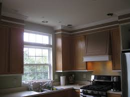 Ideas For Space Above Kitchen Cabinets Remodelando La Casa Closing The Space Above Kitchen Cabinets This