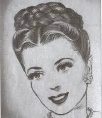 Sch E Frisuren F Lange Haare Mit Anleitung by 40er Frisur Anleitung 1940ies Hairstyles Selbst Kreieren