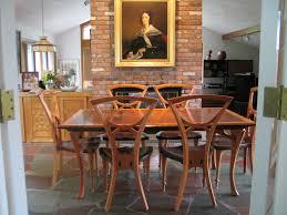 William Doub Custom Furniture Art Nouveau Wayland Dining Room - Art dining room furniture