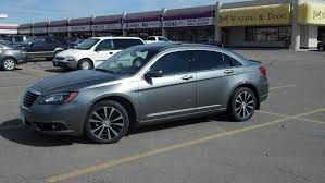 2011 for sale 2011 chrysler 200 s tungsten for sale