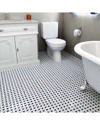 Mosaic Floor L Deals On Somertile 10 5x10 5 Inch Basket Weave White