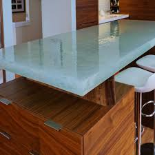 set yourself apart with a truly stunning glass countertops ward