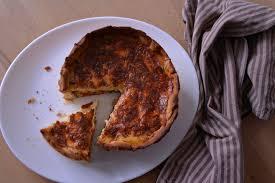 herv cuisine quiche vegetarian quiche sight seeker s delight