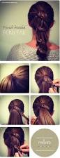 24 beautiful braid tutorials you can easily do at home