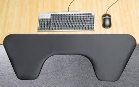 Computer Desk Arm Support The King Ergonomic Keyboard Tray