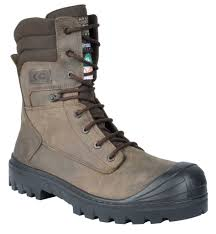 s metatarsal work boots canada cofra houston brown composite metal free safety boots canada