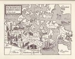 Map Of Canada And Alaska by Maps O U0027 Canada