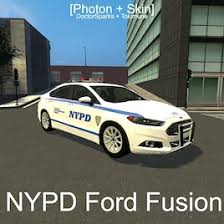 nypd ford fusion steam workshop nypd ford fusion