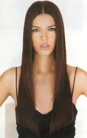 updos for long hair one length 35 best long one length hair cut ascending and descending one