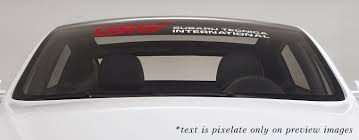 subaru wrx decals product subaru tecnica international sti motorsport banner strip