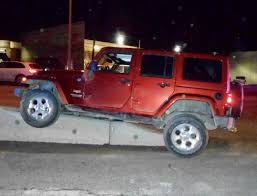 crashed jeep wrangler kelowna rcmp looking for witnesses to crash on highway 97 infonews