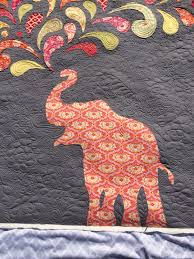 free pattern u003d paisley splash elephant quilt by myiesha u0026 katie