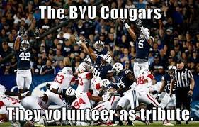 Byu Memes - 9 mormon memes to get you ready for the hunger games mormon hub