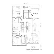 bungalow floor plans drummond house plans evolveyourimage