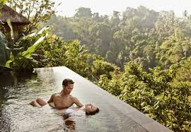relax and refresh 10 stunning infinity pools getty images ubud hanging gardens bali indonesia