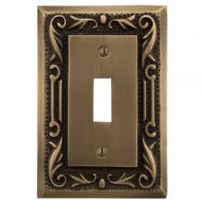 decorative electrical plates and covers signature hardware