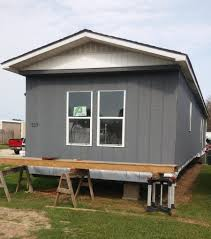 Mobile Home Exterior Makeover by Guy U0027s 21 000 Diy Single Wide Transformation Tour Single
