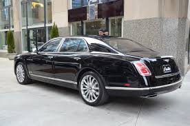 2017 bentley mulsanne stock bd220 for sale near chicago il il