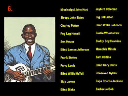 Blind Willie Johnson Songs Welcome To The Blues Artist Quiz Ppt Download