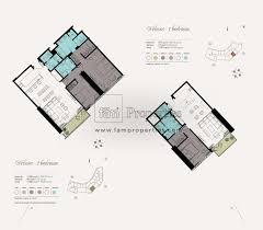 Business Floor Plans by Floor Plans Kempinski Residences Business Bay Dubai