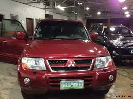 mitsubishi cars 2004 mitsubishi pajero 2004 car for sale laguna tsikot com 1