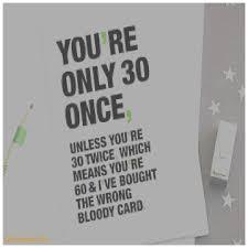 birthday cards luxury funny 30th birthday cards funny 30th