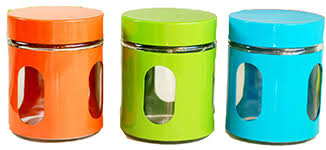 colorful kitchen canisters how to organize the kitchen 10 timeless principles