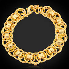 aliexpress buy new arrival 18k real gold plated aliexpress buy kpop bracelets bangles hot new trendy style