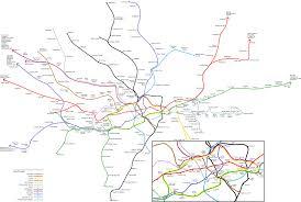map underground evolution of the underground map